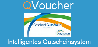QVoucher - intelligent vouchersystem