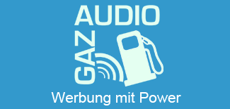 AudioGaz - Ads with power