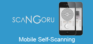 Mobiles Self-Scanning
